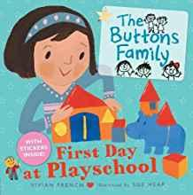 Vivian French_The Buttons Family: First Day at Playschool
