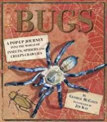 Dr George McGavin_Bugs: A Pop-up Journey into the World of Insects