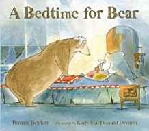 Bonny Becker_A Bedtime for Bear