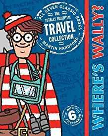 Martin Handford_Wheres Wally? The Totally Essential Travel Collection